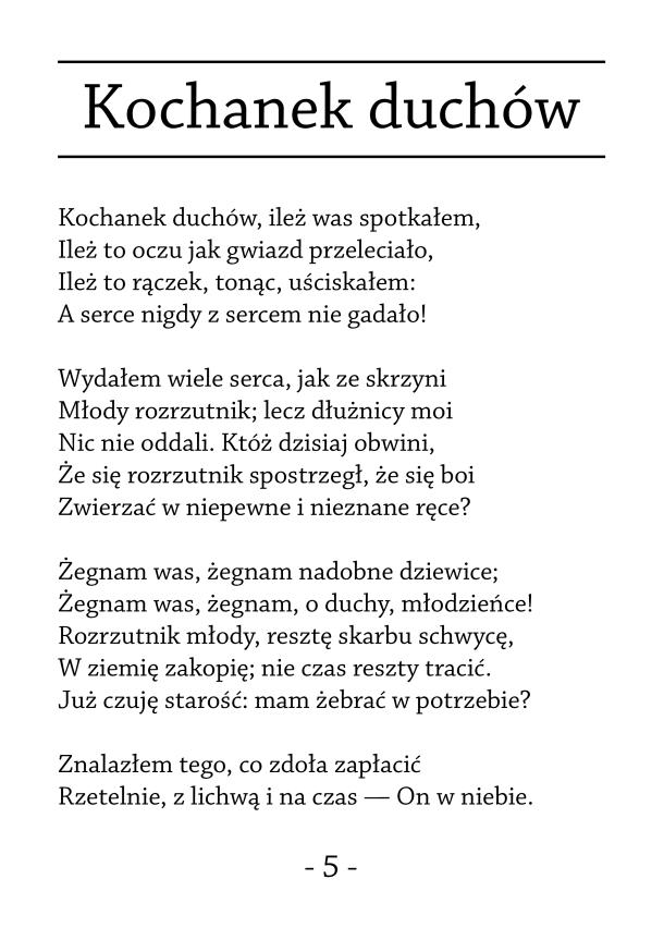 kochanek