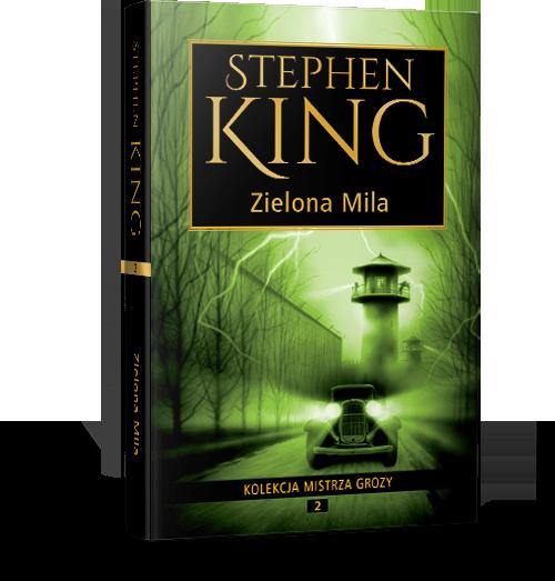 Stephen King_Kolekcja mistrza grozy_tom II_Zielona mila