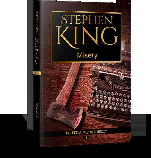 Stephen King_Kolekcja mistrza grozy_tom I_Misery