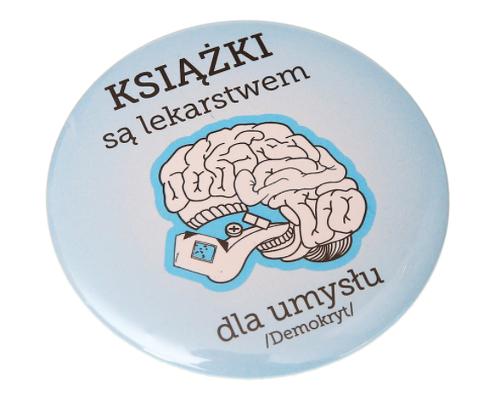Coolturomaniak-Przypinka